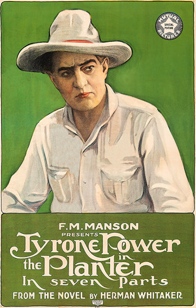The Planter - 1917 - Movie Poster