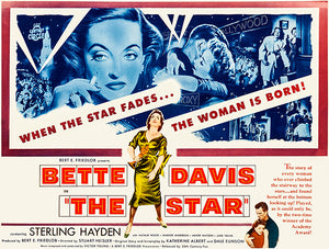The Star - 1952 - Movie Poster