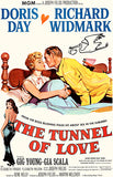 The Tunnel Of Love - 1958 - Movie Poster