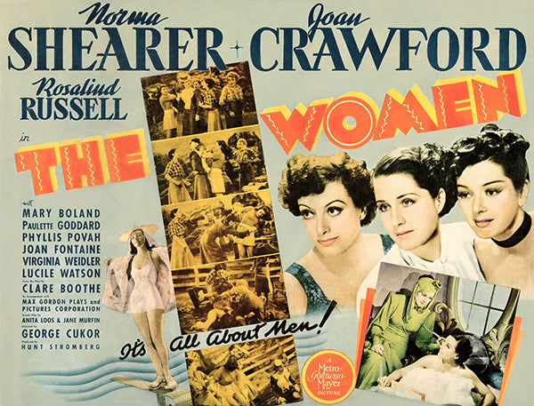 The Women - 1939 - Movie Poster