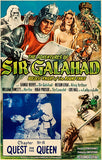 The Adventures Of Sir Galahad - 1949 - Movie Poster