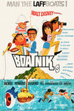The Boatniks - 1970 - Movie Poster