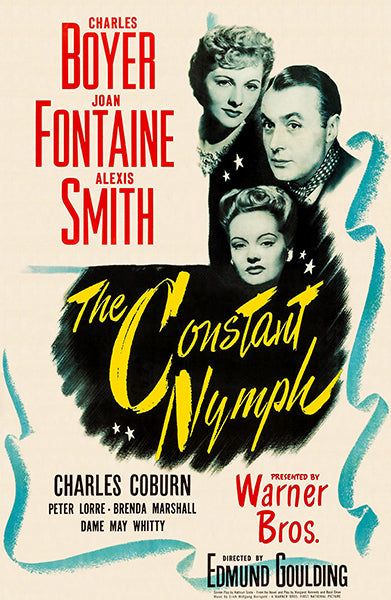 The Constant Nymph - 1943 - Movie Poster Magnet