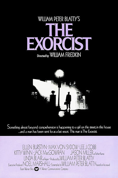 The Exorcist - 1973 - Movie Poster