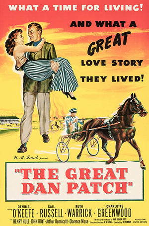 The Great Dan Patch - 1949 - Movie Poster Magnet