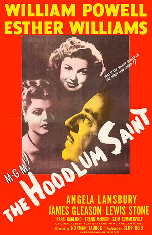 The Hoodlum Saint - 1946 - Movie Poster Magnet