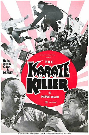 The Karate Killer - 1973 - Movie Poster Mug