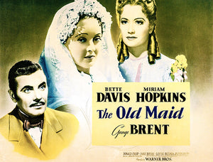 The Old Maid - 1939 - Movie Poster Magnet