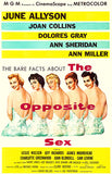 The Opposite Sex - 1956 - Movie Poster