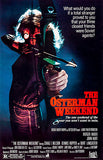The Osterman Weekend - 1983 - Movie Poster