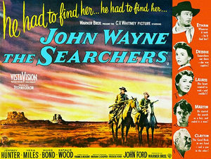 The Searchers - 1956 - Movie Poster Mug
