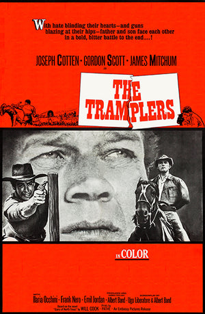 The Tramplers - 1966 - Movie Poster Magnet