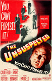 The Unsuspected - 1947 - Movie Poster