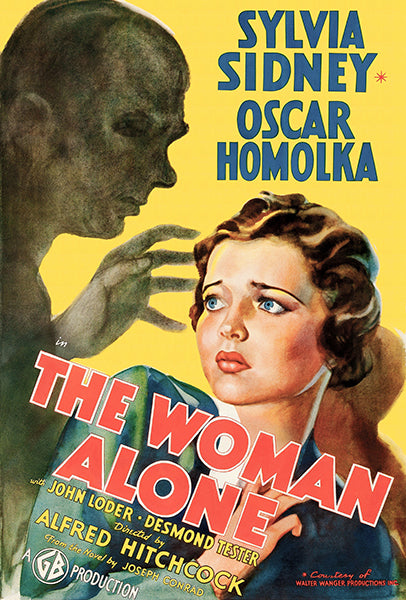 The Woman Alone - 1937 - Movie Poster Mug