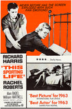 This Sporting Life - 1964 - Movie Poster Magnet