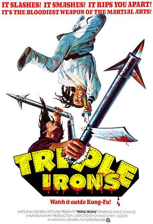 Triple Irons - 1971 - Movie Poster Mug