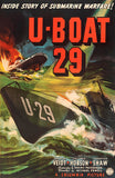 U-Boat 29 - 1939 - Movie Poster