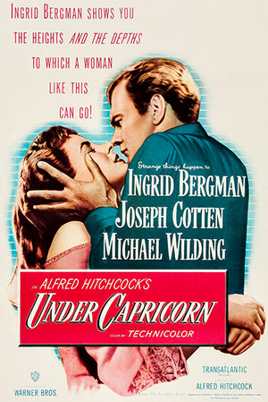 Under Capricorn - 1949 - Movie Poster