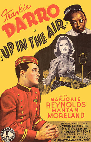 Up In The Air - 1940 - Movie Poster