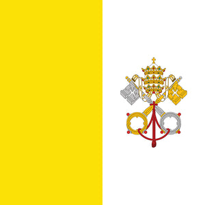 Vatican City Flag Poster