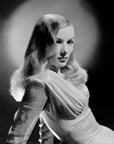 Veronica Lake - This Gun For Hire - Movie Still Poster