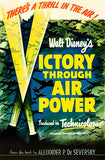 Victory Through Air Power - 1943 - Movie Poster
