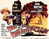 War Of The Wildcats - 1959 - Movie Poster
