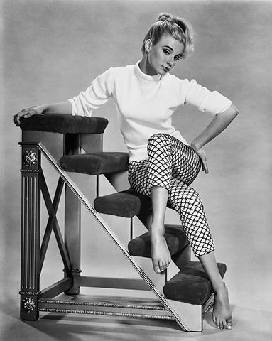 Yvette Mimieux - Movie Star Portrait Poster