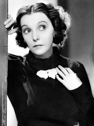 ZaSu Pitts - Movie Star Portrait Magnet
