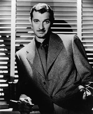 Zachary Scott - Movie Star Portrait Magnet