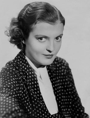 Zita Johann - Movie Star Portrait Magnet