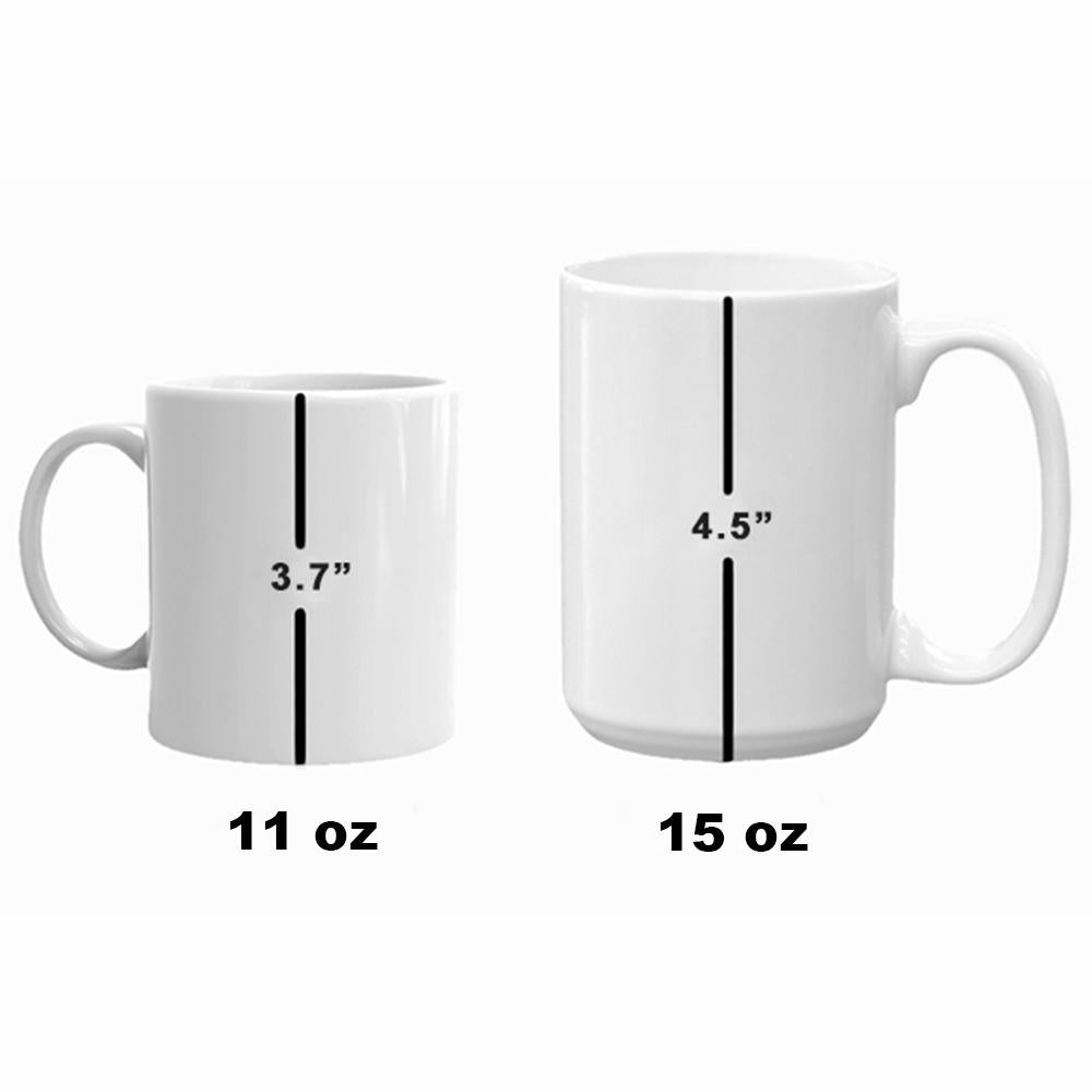 PZL P7 - Blueprint Mug