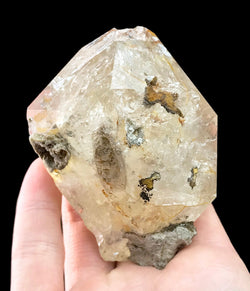 Herkimer Diamond Quartz Crystal Authentic from New York USA H209