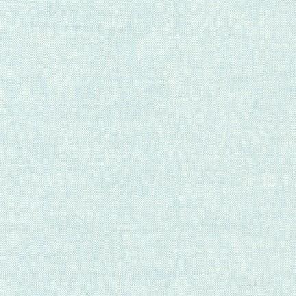 Essex Yarn-Dyed Linen in Aqua