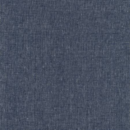 Essex Yarn-Dyed Homespun Linen in Navy
