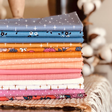 Limited Edition Fat Quarter Bundle #102