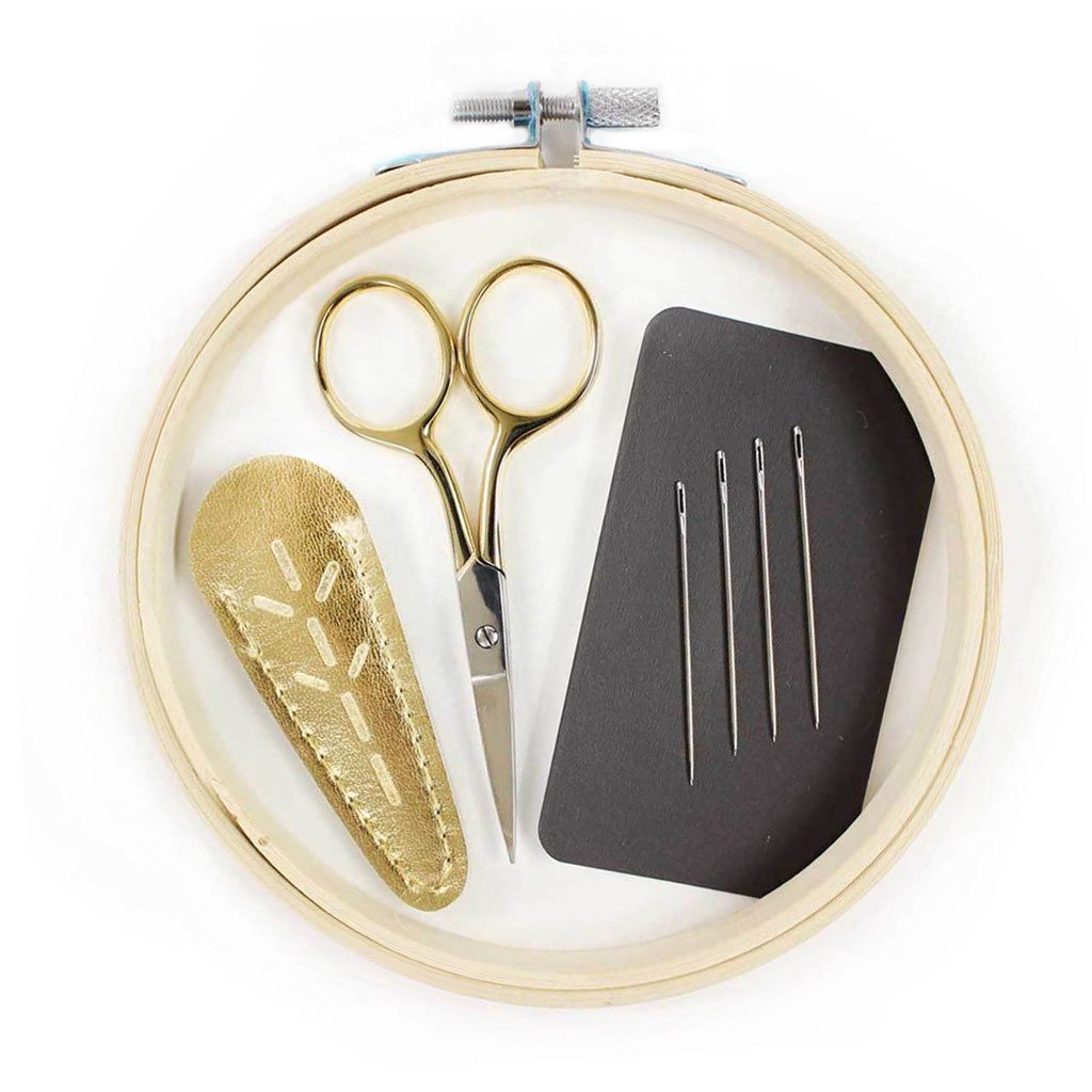 Essential Tool Kit for Hand Embroidery by Sublime Stitching