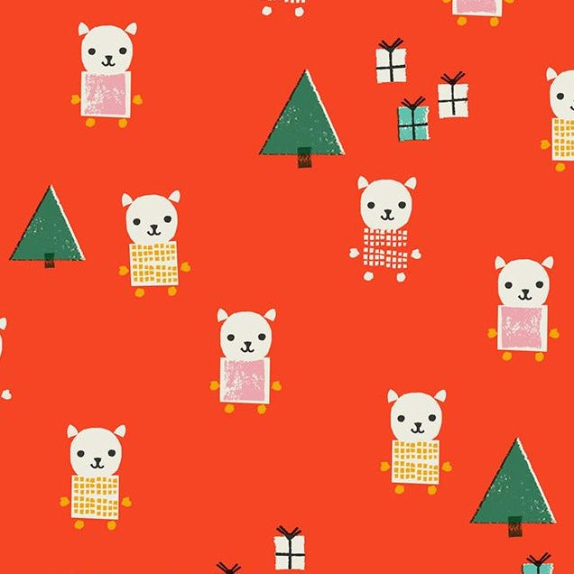 Meowy Christmas in Ruby