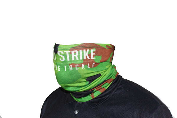 Lucky Strike FT (Camo) - Face Shield