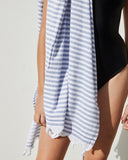 Beach Towel — Striped