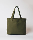 Canvas Beach Tote — Khaki