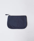 Canvas Beach Pouch — Navy