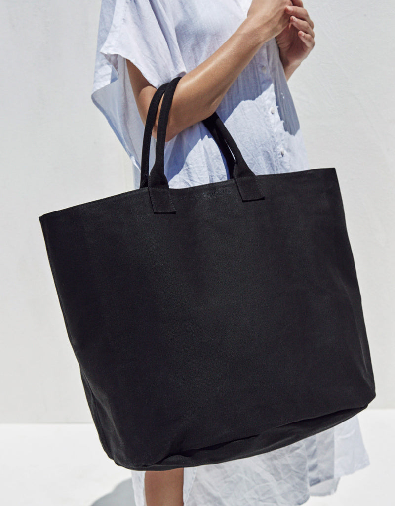 Beach Bag — Black