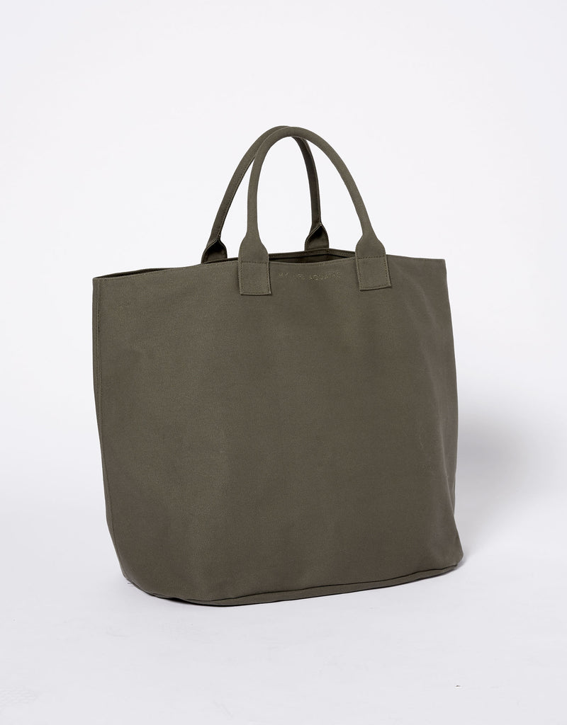 Beach Bag — Khaki
