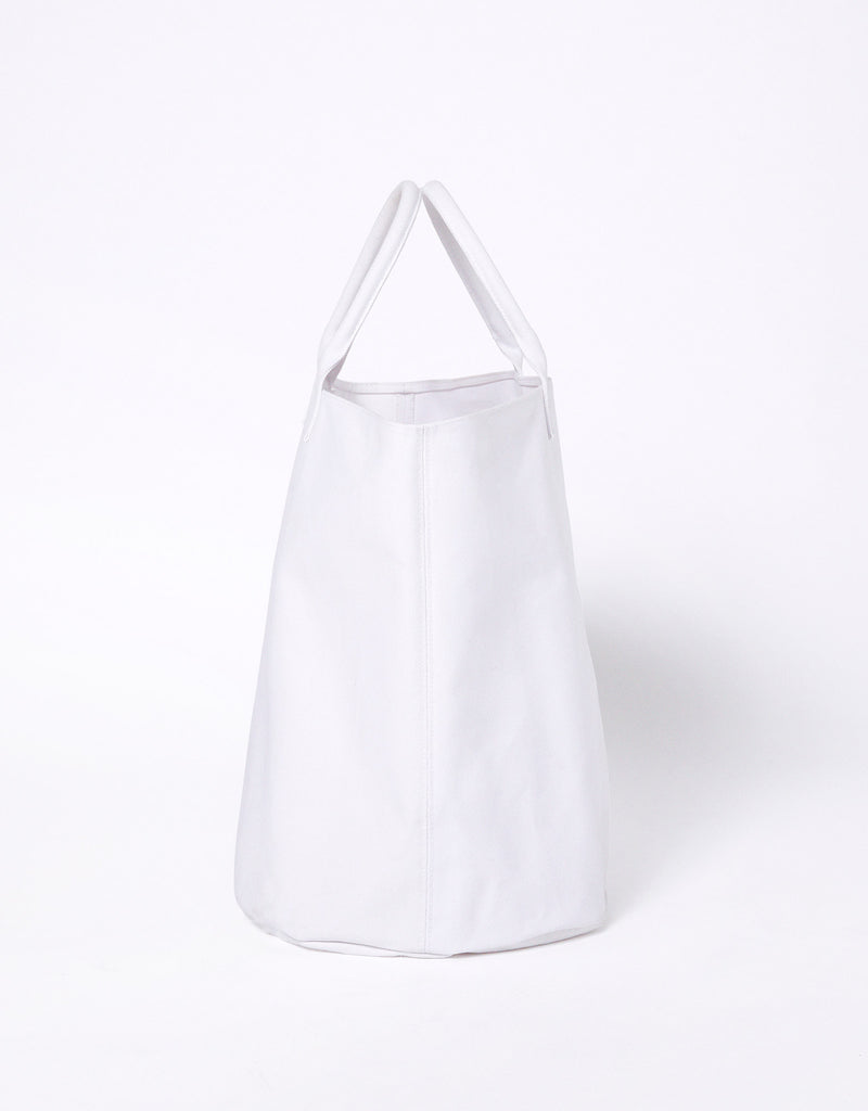 Beach Bag — White