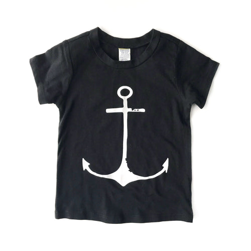 Monochrome Anchor Tee