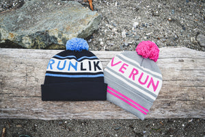 Live Love Run Toque