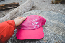 Load image into Gallery viewer, Live Love Run Go Hat