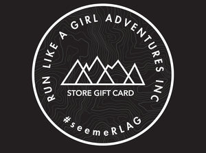 RLAG Store Gift Card