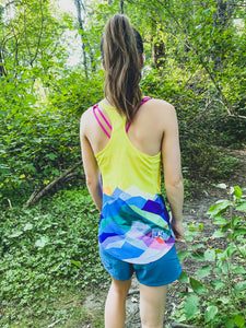 Running Gone MAD Race Tank (Women's)